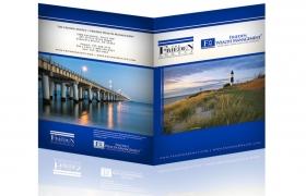 Frieden Brochure Design