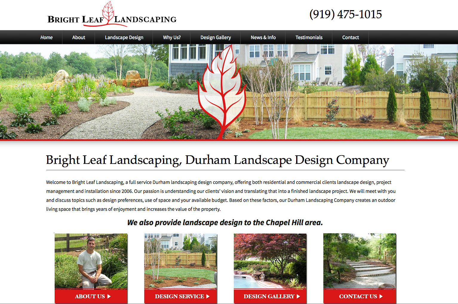 Brightleaf Landscaping