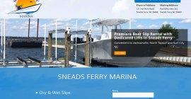 Sneads Ferry Marina