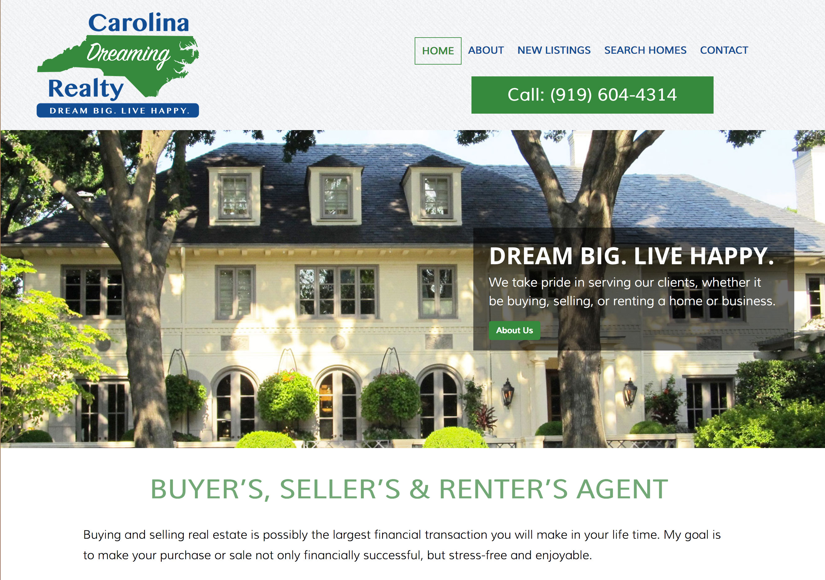 Carolina Dreaming Realty