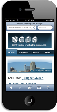 NCIS-mobile-website