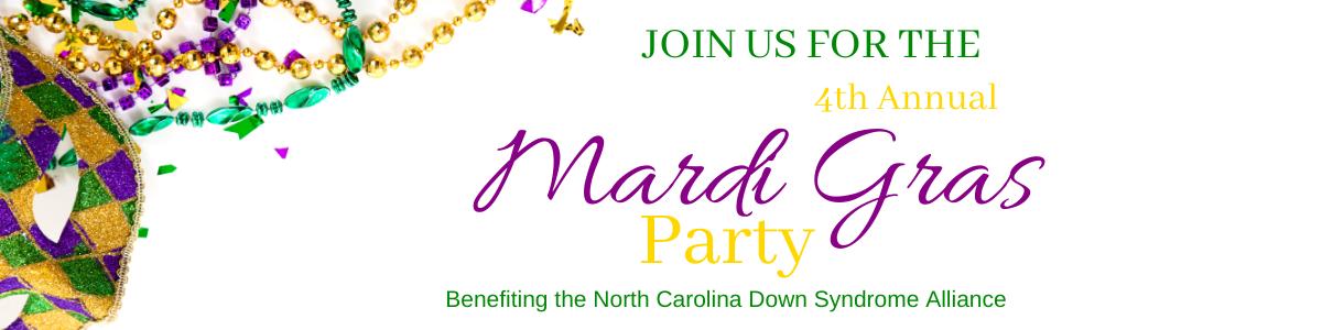 4th Annual Mardi Gras Event